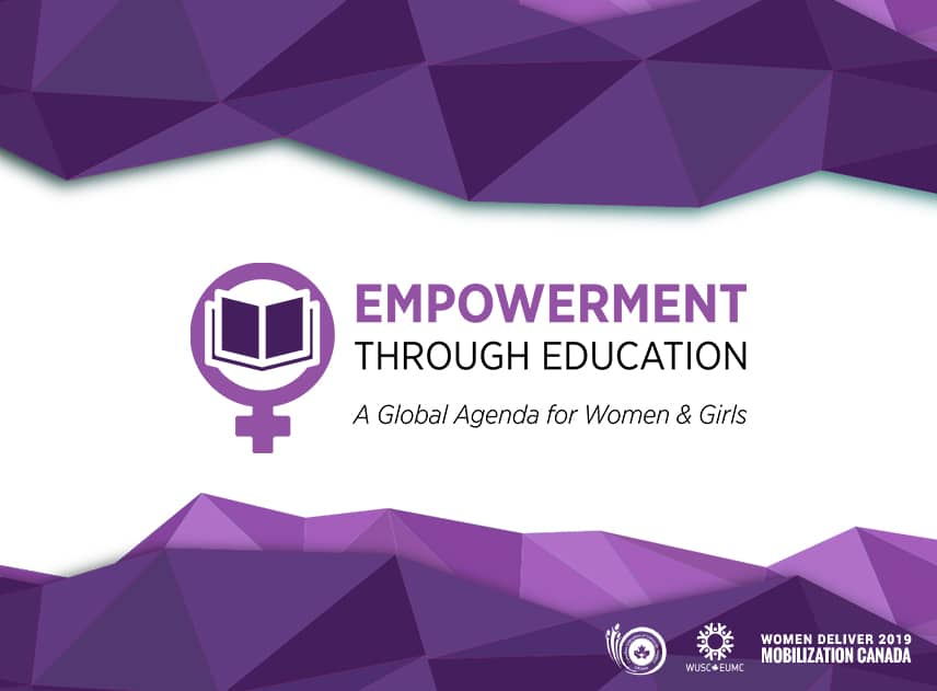 Empowerment through education - blog header