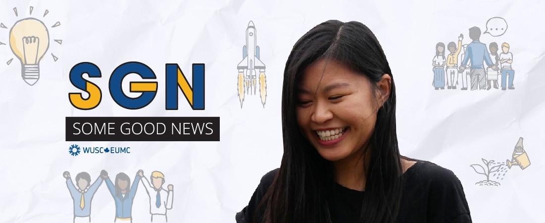 Megan Chan (Some Good News)